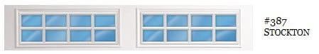 Doorlink Stockton Garage Door Window Insert