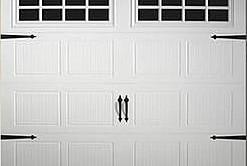 Carriage House Design Garage Door