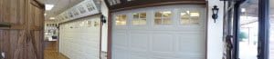 Garage Door Showroom in Plano