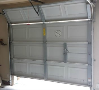 Why does my garage door close all the way then open a1 for A1 affordable garage door