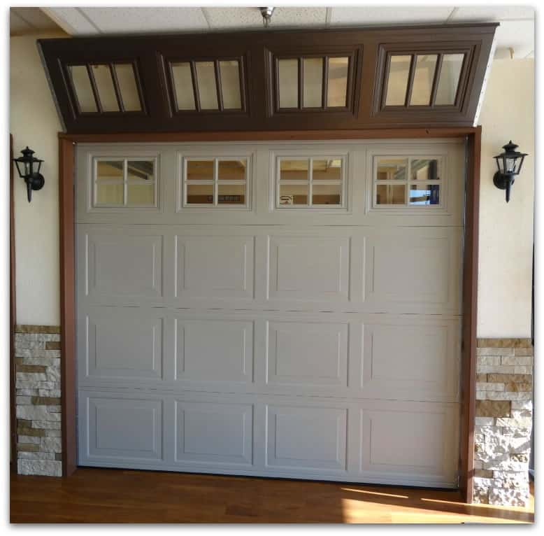 Plano Garage Door Showroom New Garage Door Installation