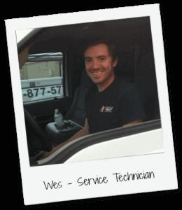 Garage Door Service Technician Wes