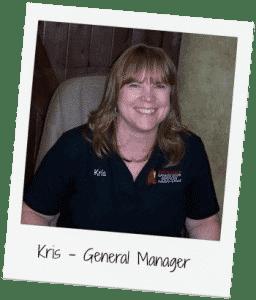 kris general manager
