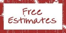 Free estimates for garage door repair Dallas