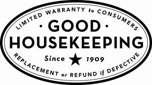 Good Housekeeping Seal of approval with LiftMaster garage door openers