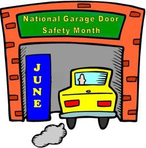 National Garage Door Safety Month