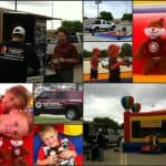 Garage Door Safety Fair Collage