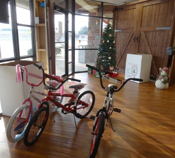 Bikes are arriving at repairgaragedoors.com