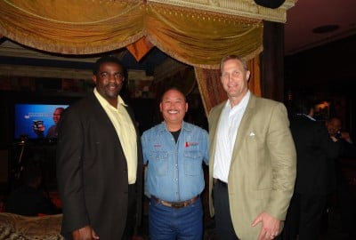 Kevin and Greg Ellis, Chad Hennings