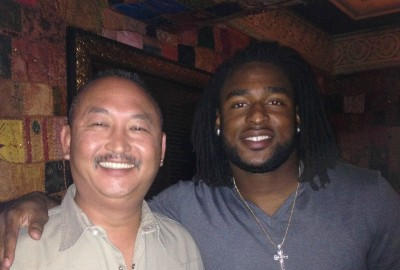 Kevin and JJ Wilcox