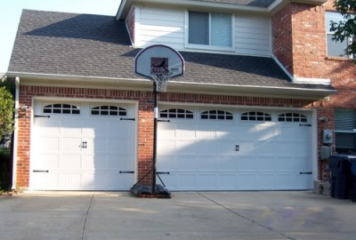 Carriage House Style Garage Door