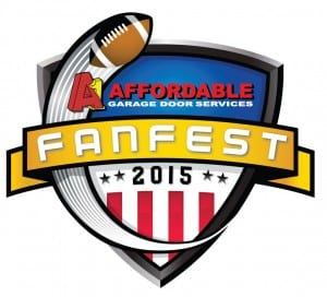 Fan Fest 2015 - A1 Affordable Garage Door Services