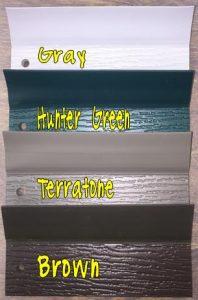 Residential garage door perimeter seal