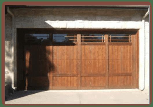 Custom Wood Garage Door Add Beauty 2 Ur Home Wood Doors