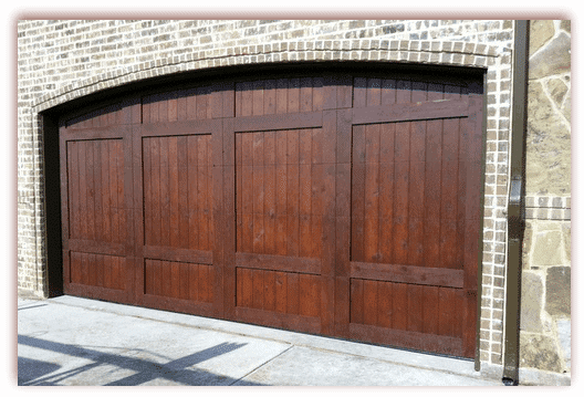 Custom Wood Garage Door add beauty 2 ur home, Wood Doors have style