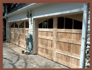Custom Cedar Wood Doors-1