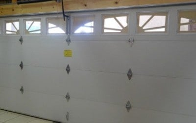 Lovely Steel Back Garage Door #1: Double-Steelback-Garage-Door1-400x250.jpg
