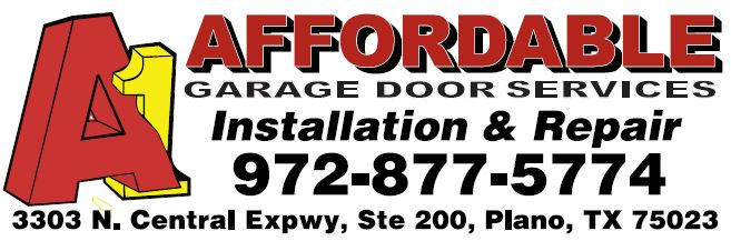 A1 affordable garage door services plano tx dandk organizer for A1 affordable garage door