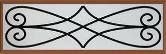 Amarr Jardin Long Panel Decraglass Window Design