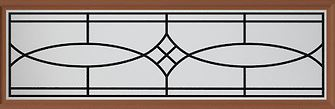 Amarr Mission Long Panel Decraglass Window Design