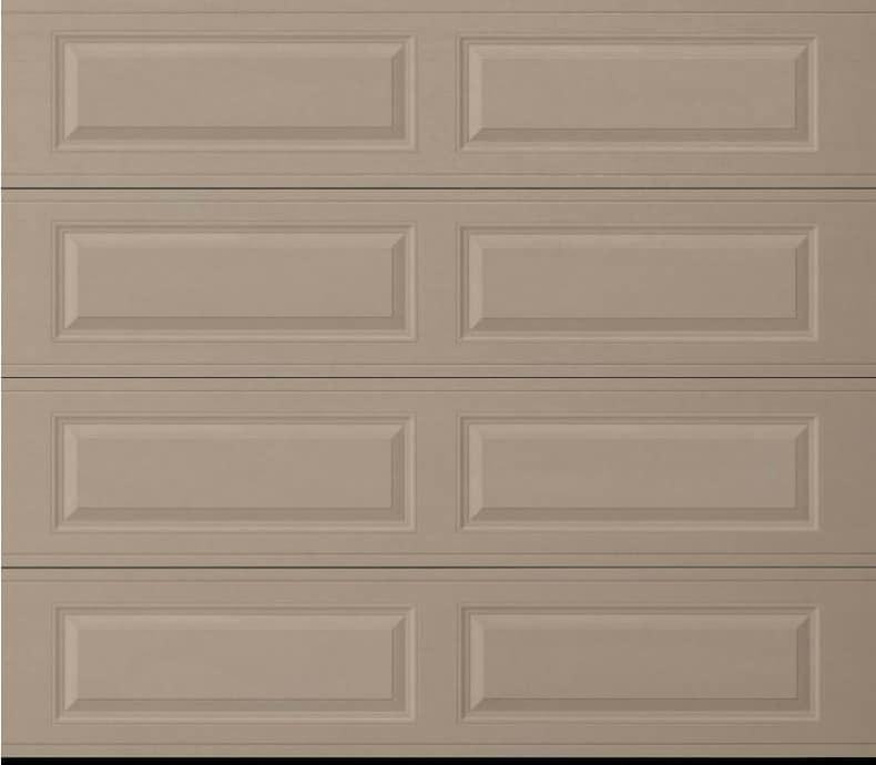 Amarr Stratford Garage Door 25 Gauge Steel Builder Grade