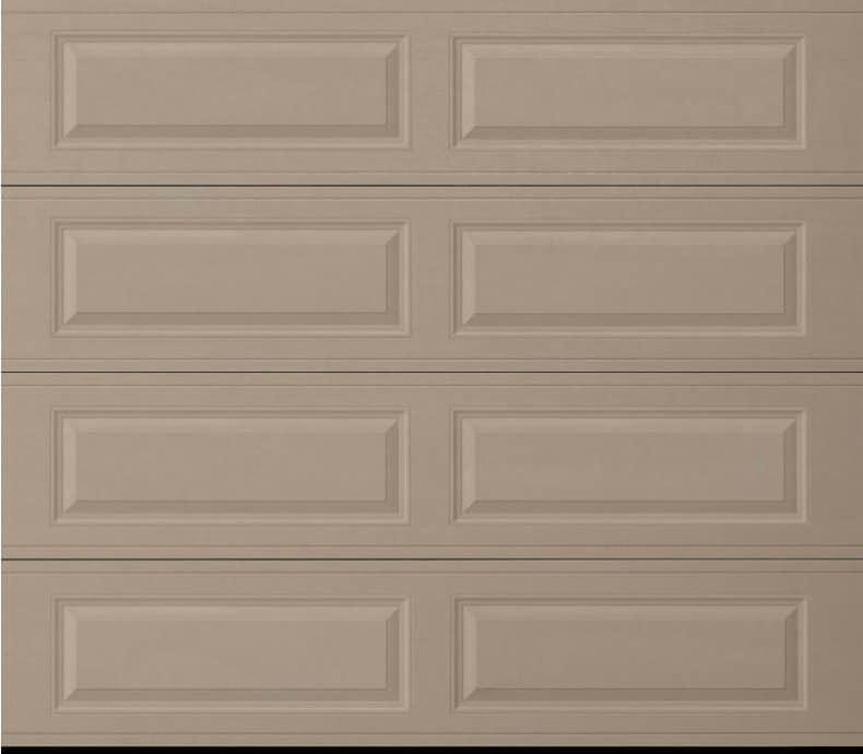 Amarr Heritage Sandtone Long Panel Garage Door