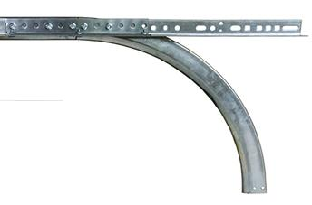 Horizontal Upper Track