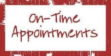 On-time appointments garage door repair Lewisville
