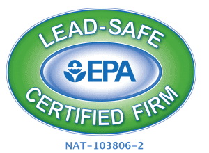 Garage Door Certification EPA Leadsafe Certified