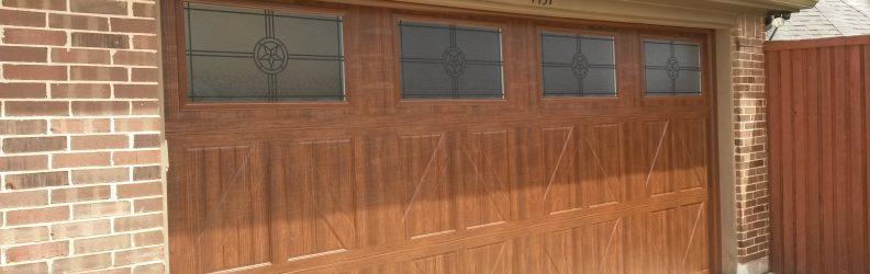 18 x 8 Classica Garage Door