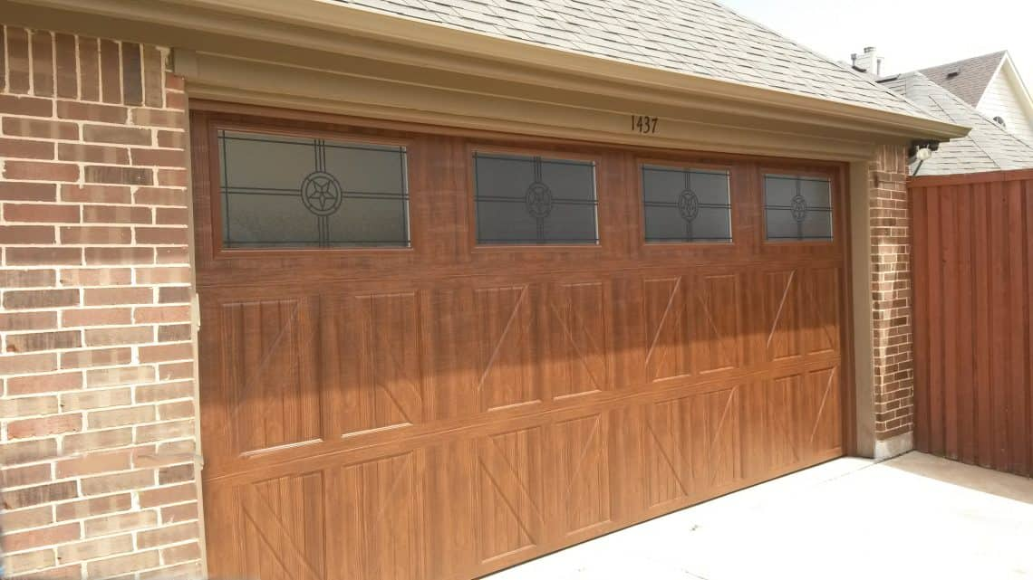 Classica northampton garage door white 9 x 8 no windows - 18 X 8 Classica Garage Door
