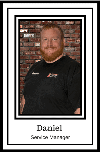 Daniel - A1 Affordable Garage Door Services - Service Manager