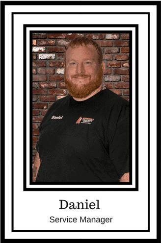 Daniel - A1 Affordable Garage Door Services - Service Manager