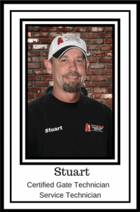 Stuart McGee - A1 Affordable Garage Door Services - Service Technician