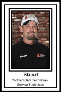 Stuart McGee - A1 Affordable Garage Door Services - Service Technician
