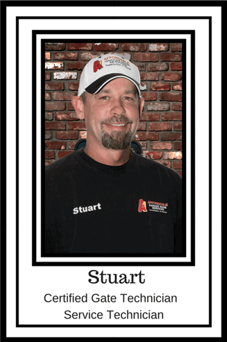 stuart mcgee a1 affordable garage door services service technician