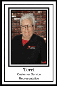 Terri Webster - Customer Service - A1 Affordable Garage Door Services