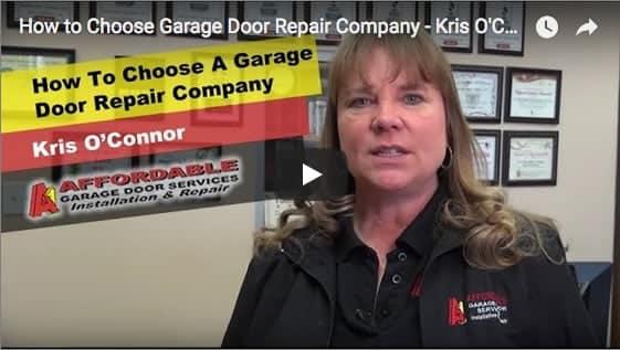 How To Choose Garage Door Company