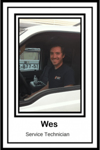 Wes Surley A1 Affordable Garage Door Services Technician